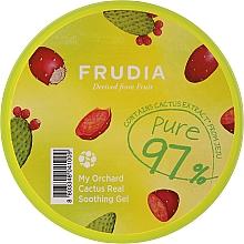 """Parfumuri și produse cosmetice Gel de față """"Cactus"""" - Frudia My Orchard Cactus Real Soothing Gel 97%"""