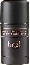 Parfumuri și produse cosmetice Balsam de corp cu ulei de cătină - Hagi