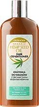 Parfumuri și produse cosmetice Balsam de păr cu ulei organic de cânepă - GlySkinCare Organic Hemp Seed Oil Hair Conditioner