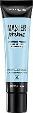 Parfumuri și produse cosmetice Bază de machiaj hidratantă - Maybelline Master Prime 50 Hydrating