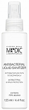 Parfumuri și produse cosmetice Dezinfectant antibacterian - Pierre Rene Antibacterial Liquid Sanitizer