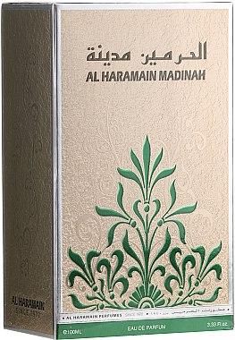 Al Haramain Madinah - Apă de parfum