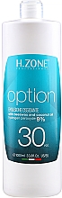 Parfumuri și produse cosmetice Oxidant Peroxid de hidrogen 30 vol 9% - H.Zone Option Oxy
