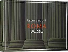 Духи, Парфюмерия, косметика Laura Biagiotti Roma Uomo - Set (edt/125ml + a/sh/75ml)