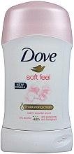 Parfumuri și produse cosmetice Deodorant stick - Dove Soft Feel 48h Anti-Transpirant-Stick
