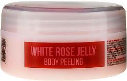 "Parfumuri și produse cosmetice Scrub de corp ""Trandafir alb"" - Hristina Stani Chef'S White Rose Jelly Body Peeling"