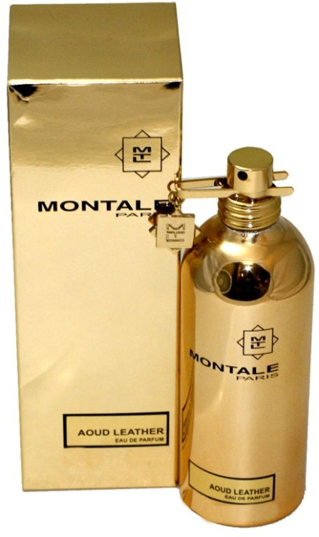Montale Aoud Leather - Apă de parfum