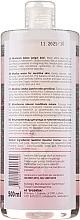 Apă micelară pentru ten sensibil - Seal Cosmetics Micellar Cleansing Water — Imagine N4