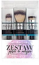 Parfumuri și produse cosmetice Set pensule pentru machiaj - Neess Make-up Brushes