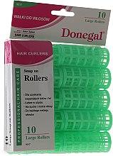 Parfumuri și produse cosmetice Bigudiuri pentru păr, 23 mm, 10 buc - Donegal Hair Curlers