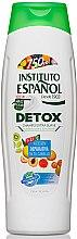 Parfumuri și produse cosmetice Шампунь для волос - Instituto Espanol Detox Shampoo