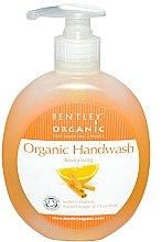 "Parfumuri și produse cosmetice Săpun lichid pentru mâini ""Revitalizant"" - Bentley Organic Body Care Revitalising Handwash"