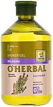 Parfumuri și produse cosmetice Gel de duș relaxant cu extract de lavandă - O'Herbal Relaxing Shower Gel