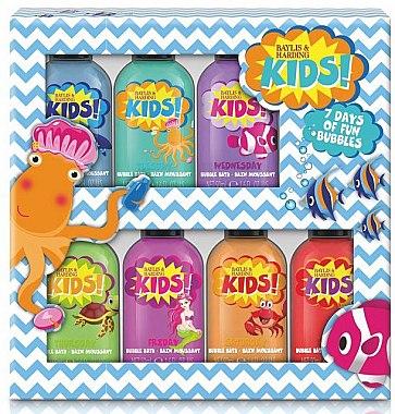 Set - Baylis & Harding Kids 7 Day Bubble Bath Set — Imagine N1