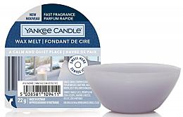 Ароматический воск - Yankee Candle Wax Melt A Calm & Quiet Place  — фото N2
