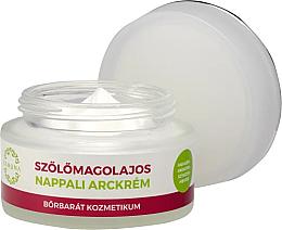 Parfumuri și produse cosmetice Cremă de zi cu ulei din semințe de struguri - Yamuna Grape Seed Oil Day Cream