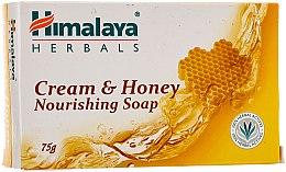 Parfumuri și produse cosmetice Săpun cremos nutritiv cu miere pentru pielea normală și uscată - Himalaya Herbals Cream Honey Soap