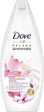 "Parfumuri și produse cosmetice Гель для душа ""Цветок лотоса"" - Dove Nourishing Secrets Brightening Shower Gel"