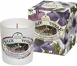 Parfumuri și produse cosmetice Lumânare aromatică - Nesti Dante Dolce Vivere Portofino