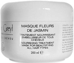 Parfumuri și produse cosmetice Mască din flori de iasomie pentru păr - Leonor Greyl Masque Fleurs De Jasmin