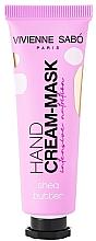 """Parfumuri și produse cosmetice Cremă-mască pentru mâini """"Nutriție intensivă"""" - Vivienne Sabo Intensive Nutrition Hand Cream-Mask"""