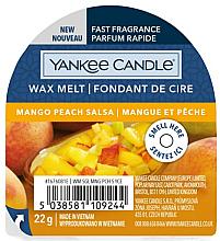 Parfumuri și produse cosmetice Ceară aromatică - Yankee Candle Wax Melt Mango Peach Salsa