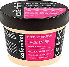 Parfumuri și produse cosmetice Mască de față - Cafemimi