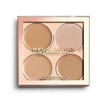 Parfumuri și produse cosmetice Paletă de machiaj - Makeup Revolution Base