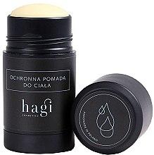 Parfumuri și produse cosmetice Balsam de corp cu unt de cacao - Hagi