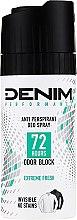 Parfumuri și produse cosmetice Spray-deodorant - Denim Deo Extreme Fresh
