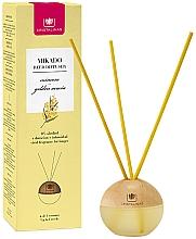 """Parfumuri și produse cosmetice Difuzor aromatic """"Mimosa"""" - Cristalinas Mikado Reed Diffuser"""