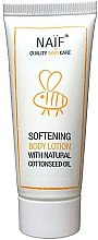 Parfumuri și produse cosmetice Loțiune de corp - Naif Softening Body Lotion (mini)
