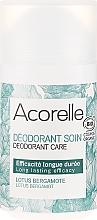 "Parfumuri și produse cosmetice Deodorant roll-on ""Lotus și bergamotă"" - Acorelle Deodorant Care"
