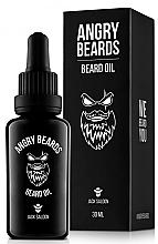 Parfumuri și produse cosmetice Ulei pentru barbă - Angry Beards Jack Saloon Beard Oil