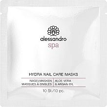 Parfumuri și produse cosmetice Mască pentru unghii - Alessandro Spa Hydra Nail Care Mask