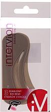 Parfumuri și produse cosmetice Șabloane pentru sprâncene, 498821 - Inter-Vion