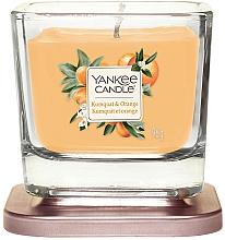 Духи, Парфюмерия, косметика Ароматическая свеча - Yankee Candle Elevation Kumquat & Orange