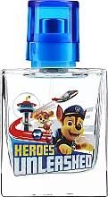 Parfumuri și produse cosmetice Nickelodeon Paw Patrol - Apă de toaletă
