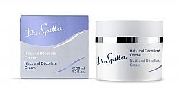 Parfumuri și produse cosmetice Cremă pentru gât și decolteu - Dr. Spiller Breast and Decollete Lift Cream