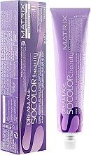 Parfumuri și produse cosmetice Vopsea pentru păr cărunt - Matrix Dream Age Socolor Beauty