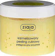 """Parfumuri și produse cosmetice Peeling pentru corp """"Lemon Cake"""" - Ziaja Sugar Body Peeling"""