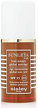 Parfumuri și produse cosmetice Cremă de față cu protecție solară anti-îmbătrânire - Sisley Sunleÿa G.E. SPF15