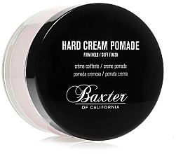 Parfumuri și produse cosmetice Pomadă de păr - Baxter of California Hard Cream Pomade
