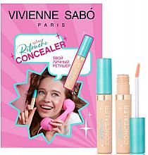 Parfumuri și produse cosmetice Concealer pentru față - Vivienne Sabo Retouche Concealer