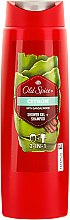 Parfumuri și produse cosmetice Gel de duș - Old Spice Citron Shower Gel