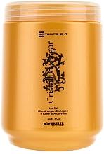 Parfumuri și produse cosmetice Mască profund regenerantă cu ulei de argan și aloe pentru păr - Brelil Bio Traitement Cristalli d'Argan Mask Deep Nutrition