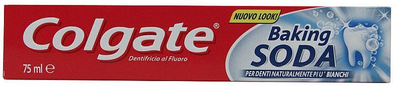 Pastă de dinți - Colgate Toothpaste Baking Soda — Imagine N1
