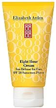 Parfumuri și produse cosmetice Autobronzant pentru față - Elizabeth Arden Eight Hour Cream Sun Defense for Face SPF 50 Sunscreen High Protection PA+++(tester)