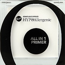 Parfumuri și produse cosmetice Bază de machiaj universală - Bell Hypoallergenic All in One Primer