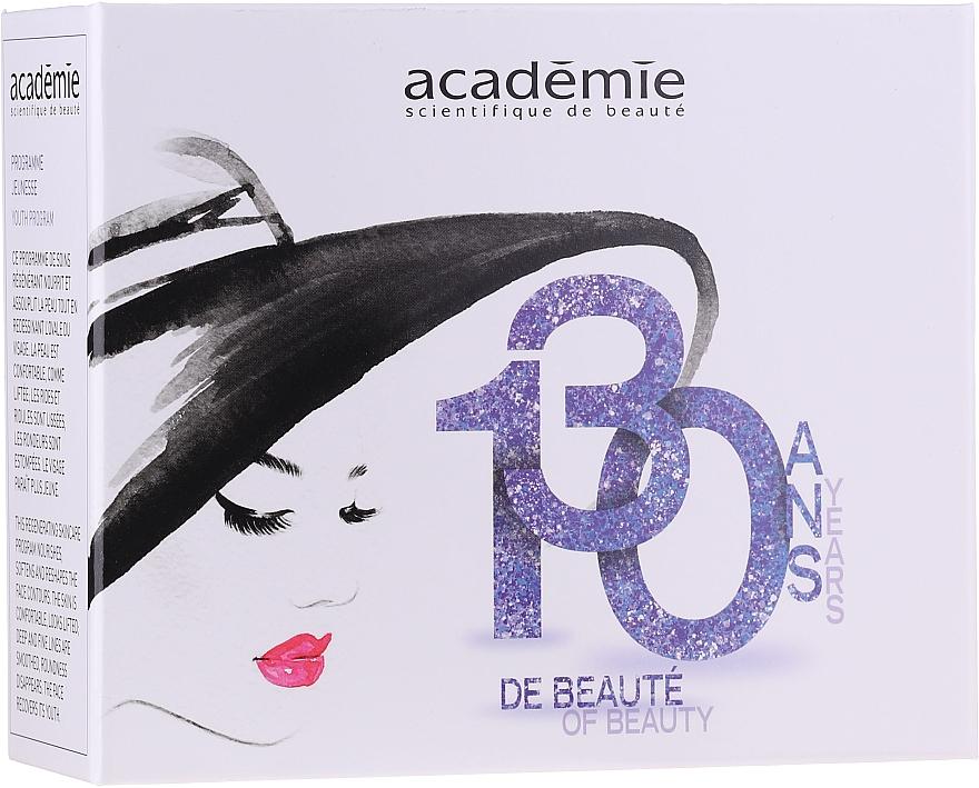 Set - Academie Coffret Programme Jeunesse (cr/50ml + gel/20ml + f/mask/20ml) — Imagine N1